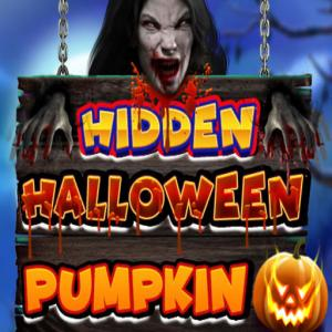 Halloween Hidden Pumpkin
