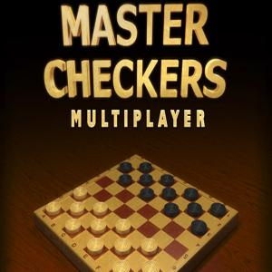 Master Checkers Multiplayer.