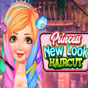 Стрижка Princess New Look