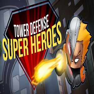 Super Defense Heroes Tower Defense