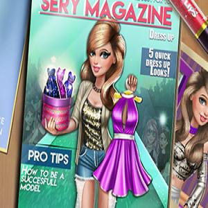 SERY Mode Cover Dress Up