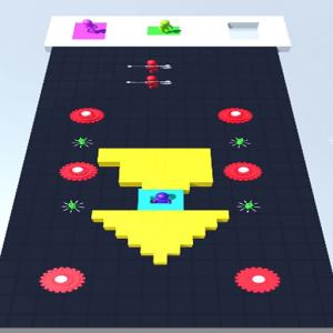 Color Smasher Game 3D
