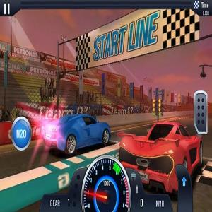 Fast Line Wutious Car Racing