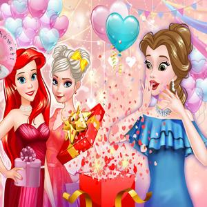 Princess Bridal Shower Party
