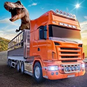 Tier Zoo Transporter Truck Driving Game 3D