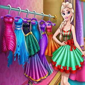 Ice Queen Wardrobe Cleaning