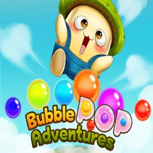 Гра Bubble Pop Adventures