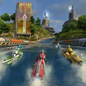 Xtreme Boat Racing-Spiel