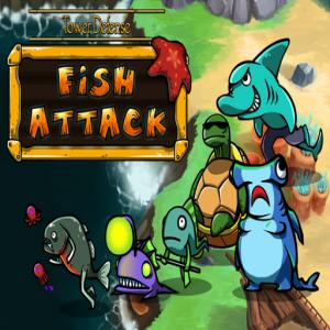 Tower defense : Fish attack