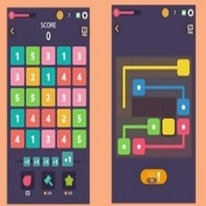 3 in 1 Puzzle Game