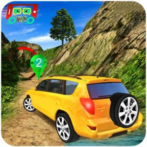 Позашляховий Land Cruiser Jeep Simulator Game 3D