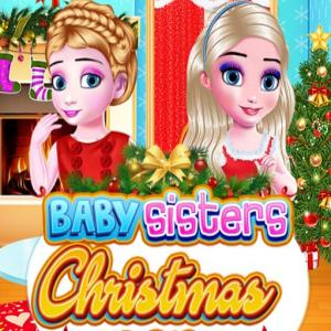 Baby Sisters Weihnachtstag