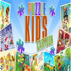 Kids Cartoon Puzzle