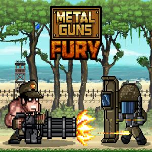Metal Guns Fury: бити їх