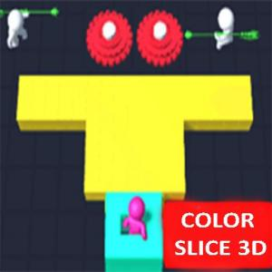 Color Slice 3D