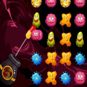 Bacteria Monster Shooter