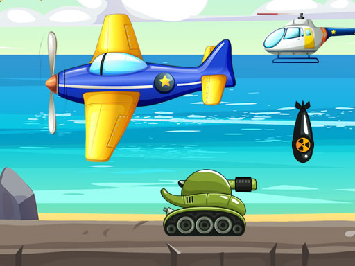 Enemy Aircrafts