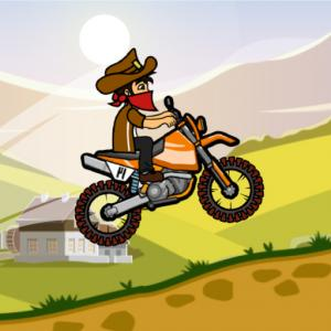 Hill Clime Moto.