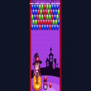 Bubble Shooter Хеллоуїн